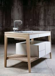 Free Standing Kitchen Sinks KITCHENTODAY - Stand alone kitchen sink