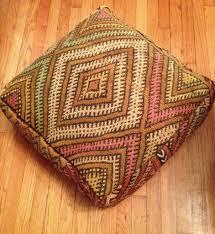 moroccan floor pillows