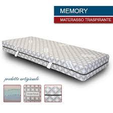 materasso memory silver materasso memory acqua gel in vendita flex