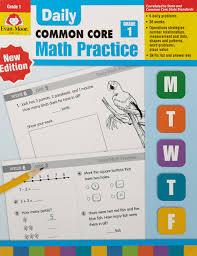daily math practice grade 1 evan moor 0023472007506 amazon com