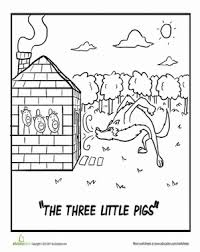 pigs worksheet education