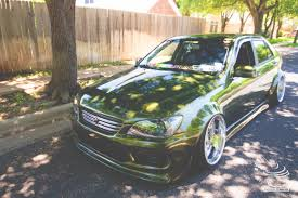 widebody lexus is300 roy u0027s u201cwideload u201d lexus is300