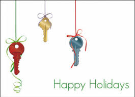 real estate new years cards happy holidays and all the best for 2015 real estate management