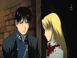 colonel mustang riza hawkeye x roy mustang on the last home