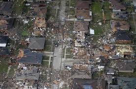Weather Map New Orleans by Tornadoes Severe Storms Rip Through New Orleans Damaging Homes