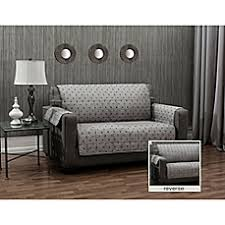sofa and love seat covers sofa covers u0026 furniture slipcover collections bed bath u0026 beyond