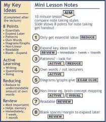 best 25 cornell notes example ideas on pinterest cornell notes