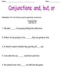 42 best conjunctions images on pinterest teaching ideas grammar