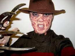 Krueger Halloween Costume Freddy Krueger Costume Makeup Images