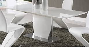 global furniture dining table amazon com global furniture dining table white high gloss tables