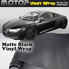 matte flat black vinyl car wrap sticker decal sheet film bubble free premium 12 x60 matte flat black vinyl wrap sticker decal paint