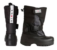 youth motorcycle boots stonz trek winter boots children to youths