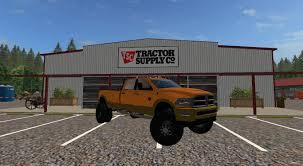 Dodge Ram Good Truck - dodge ram 3500 v1 fs 17 farming simulator 2017 fs ls mod