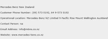 contact number for mercedes mercedes zealand customer service phone number contact