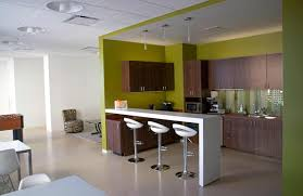 bar height office table cantilever bar height table for break out meeting to cute kitchen