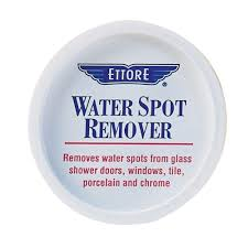 Water Stains On Glass Shower Doors Ettore 10 Oz Water Spot Remover Paste 30160 The Home Depot