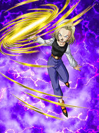 z android 18 ferocious counterattack android 18 z dokkan battle