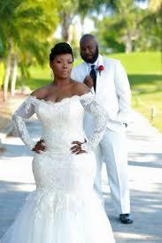 plus size wedding dress designers plus size mermaid wedding dresses 2015 illusion sleeves