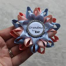 pregnancy reveal party decorations new grandma gift mommy to be