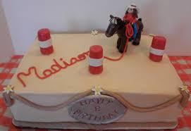 sweet t u0027s cake design horse and barrel racing birthday sheetcake