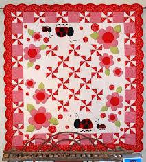 Twister Duvet Set Lady Bug Quilts U2013 Boltonphoenixtheatre Com