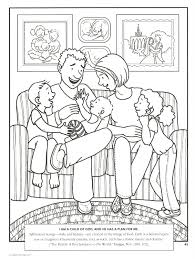 i am a child of god coloring page free download