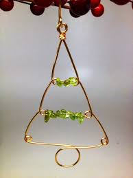 7 easy diy wire ornaments for tree fashionornaments