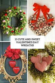s day wreaths 15 and sweet s day wreaths shelterness