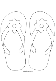 flower flip flops2 u0027ll digitize applique 1