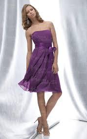 purple dress bridesmaid cheap bridesmaid dresses in cadbury purple