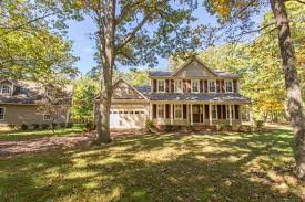 colonial homes colonial homes for sale in lake of the woods va the ostlund team