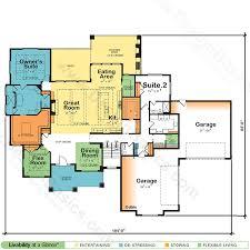 2017 new house plans from design basics home floor 42 hahnow