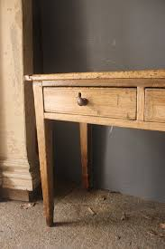 characterful pine farmhouse side table tables
