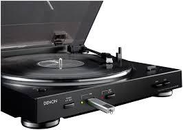 amazon black friday record amazon com denon dp 200usb fully automatic turntable with mp3