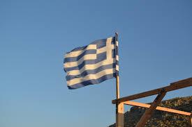 Bvi Flag Griechenland