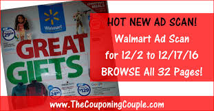 home depot spring black friday 2017 ad scan walmart ad scan for 12 2 to 12 17 16 browse all 32 pages