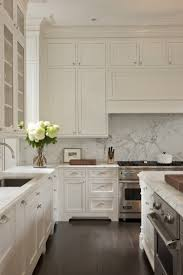 kitchen white country cabinet nice glass door nice marble