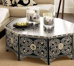 Old Coffee Table by Painted Moroccan Coffee Table Paint Your Old Coffee Tables