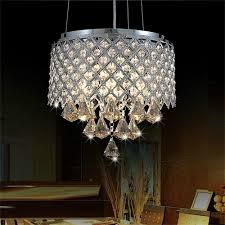 Chrome Crystal Chandelier by Compare Prices On Drum Crystal Chandelier Online Shopping Buy Low