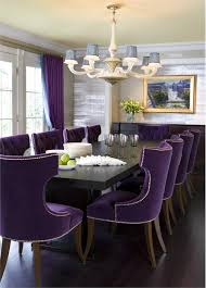 transitional dining room by drake design associates