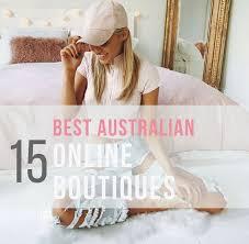 best online boutiques best australian boutiques top trendy affordable online stores