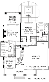 Donald A Gardner Architects by Bungalow Style House Plan 3 Beds 2 5 Baths 1997 Sq Ft Plan 929