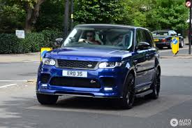 land rover iran land rover urban range rover sport svr 8 september 2016 autogespot