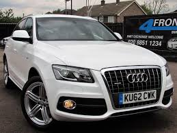 used 2012 audi q5 2 0 tdi quattro s line plus 5dr 6 speed manual