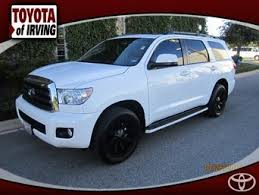 toyota sequoia used for sale 2010 toyota sequoia for sale dallas jones prlog