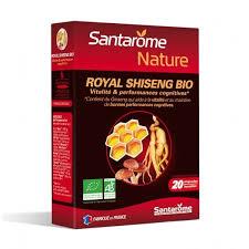cuisine bio vitalité royal shiseng bio santarome bien être essentiel