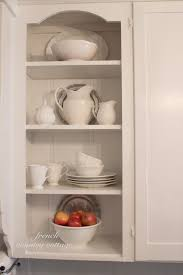 the positive side of open kitchen shelving amazing home decor image of kitchen open shelving design
