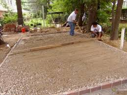 Easy Patio Pavers Fancy Ideas For Installing Patio Pavers Patio Building Diy Ideas