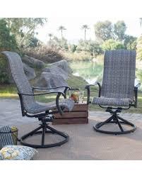 Patio Chair Swivel Rocker Swivel Rocker Chairs Outdoor Seating With Patio Furniture Rockers