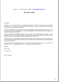 Cover Letter For Chartered Accountant Resume With Cover Letter Sle Resume Cv Cover Letter Resume